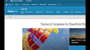 sharepoint online templates modern templates and themes for sharepoint online communication