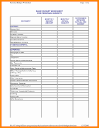 028 Budget Worksheet And Nonprofit For Awful Organization