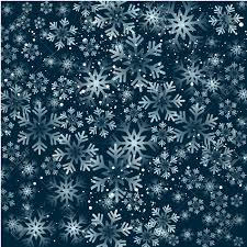 Christmas Snowflakes Pictures Vector Illustration Abstract Christmas Snowflakes Background