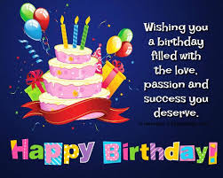 Happy Birthday Wishes And Messages 365greetingscom