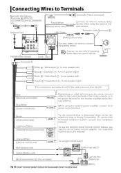ddx419 wiring kenwood instruction manual