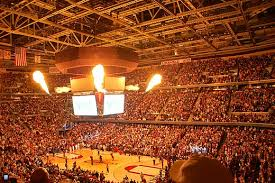 Rocket Mortgage Fieldhouse Interactive Seating Chart Cleveland Wikiwand