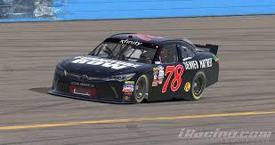 furniture row racing 2017. martin truex jr 2017 furniture row xfinity scheme (fictional) nascar xfinity toyota camry by anthony burroughs pro racing