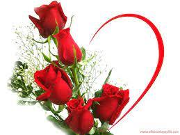 Red roses wallpaper, Love rose images ...
