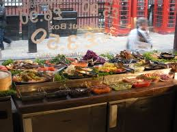 Vegan Ventures Across The Pond Part 1 London And Amsterdam Buffet Amsterdam All You Can Eat