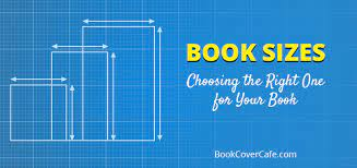 book sizes selecting the right one for