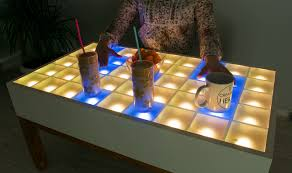 diy interactive led coffee table photo featured