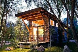 small modern house plans wood