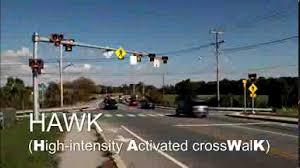 What Is A Hawk Light Hawk Signal Pedestrian Hybrid Beacon Signal Full Video Version