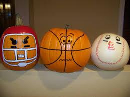 Football Pumpkin Carving Patterns Custom Ideas