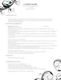 Cosmetology Resume Mesmerizing Cosmetology Resume Sample Recent Graduate Feat Sample Resume For