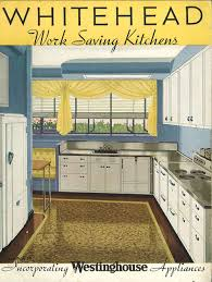 Whitehead Steel Kitchen Cabinets 20 Page Catalog From 1937 Retro