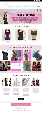Luxx Health Waist Trainer Size Chart Owler Reports Press Release Luxx Health All New