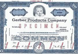 Selling A Share Certificate Stock Transactions Boundless Accounting