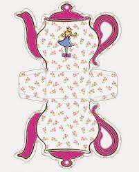 princess teapot printable box is it for parties is it princess tea pot printable box
