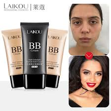 brand korean laikou bb cream concealer moisturizing foundation makeup bare whitening face beauty make up cover