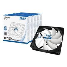<b>Вентилятор</b> для корпуса <b>Arctic Cooling</b> F12 PWM PST Value pack ...
