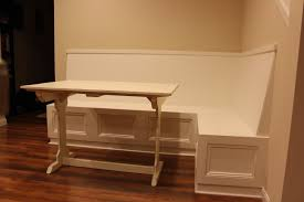 Kitchen Nook Bench Modren White Kitchen Nook Bench 27 Breakfast Nooks With Pizzazz