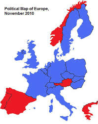 The Of Decline In Europe Left