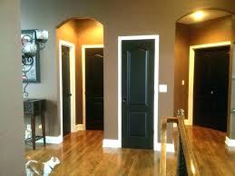 interior door painting ideas. Best Interior Door And Trim Paint Black Doors White U For The Painted  Painting Ideas