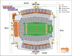 South Carolina Basketball Arena Seating Chart Tigernet Com Clemson Football Clemson Sports Clemson