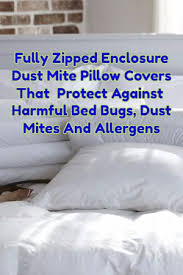 Dust Mite Pillow Covers Mesmerizing Dust Mite Pillow Covers Pinterest Asthma