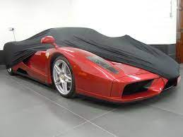 Baracca's mother told ferrari to paint the. Ferrari Car Covers