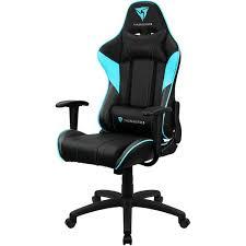 <b>Компьютерное кресло ThunderX3 EC3</b> Black-Cyan AIR купить в ...