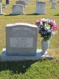 Iva Smith Vaughn (1901-1985) - Find A Grave Memorial