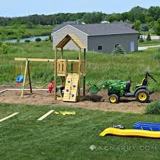 DIY Backyard Playground: How to Create a Park for Kids - Kenarry.com