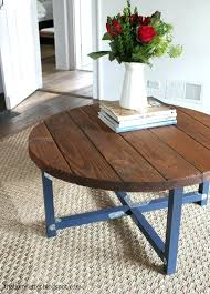 round farmhouse table awesome coffee letter base diy new that s my is for x circular
