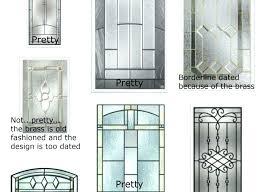 exterior doors inserts stain glass door inserts glass door glass panel exterior door front door sidelights