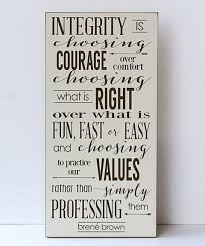 brene brown quotes wall art