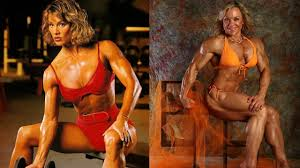 top 5 female bodybuilders born in 1950 s carla dunlap kaan corinna everson