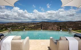 infinity pools. Luxury Living Homes With Infinity Pools
