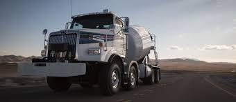 western star trucks 4800 4800ts mixer