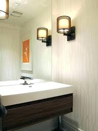 powder room lighting ideas. Powder Room Lighting Ideas  Good Looking Crate And Barrel E