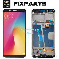 จอแสดงผล LCD A73T สำหรับ OPPO F5 LCD Touch Screen Digitizer OPPO F5 เยาวชน  F5 Full Asselbly เปลี่ยน A73 ไม่มีกรอบใหม่ล่าสุดรุ่น|Mobile Phone LCD  Screens