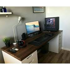 desk narrow computer desk with hutch compact computer desk with hutch mission oak computer desk