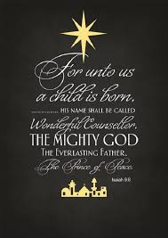 Christian Quotes About Christmas Best of Isaiah 2424
