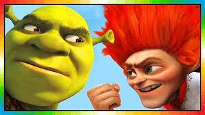Shrek Forever - Shrek 4 - Shrek Forever After - Shrek part 4 - Für immer  Shrek (Videogame Gameplay) - YouTube
