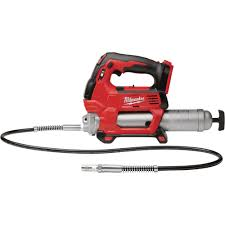 FREE SHIPPING  Milwaukee Cordless Grease Gun  18V, 10,000 PSI, Tool Only,