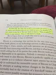 Economist saifedean ammous traces the history of the technologies of money to seashells, Ralph Merkle On How To Kill Bitcoin From The Bitcoin Standard Book By Saifedean Ammous Bitcoin