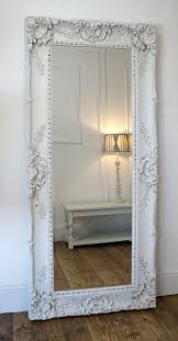 wall mirror design.  Mirror Office Stunning Large White Framed Mirror 10 Wonderful Design Ideas Wall  Best Of Furniture Mirrors On Intended