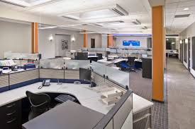 sales department award winning office design