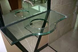 sample custom glass project