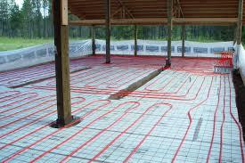 In Slab Radiant Heating Design The Slab On Grade Installation Diy Radiant Floor Heating
