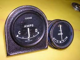 the illusive mga amp meter Smiths Fuel Gauge Wiring Diagram Smiths Fuel Gauge Wiring Diagram #29 Fuel Gauge Problems