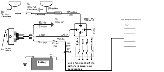 volt light relay wiring diagram 12v acc w relay can am commander forum click image for larger version 14916d1412550598 light bar