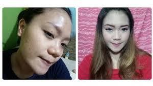 tutorial makeup untuk muka berjerawat bb cushion maybelline pixy fanbo